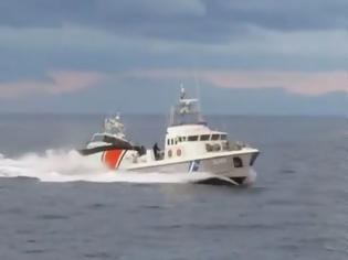Φωτογραφία για Ίμια: Επεισόδιο με σκάφος του Λιμενικού και τουρκική ακταιωρό