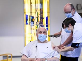 Φωτογραφία για «Καταπέλτης» ο αρχισυντάκτης της Bild για τους εμβολιασμούς στη «γηραιά ήπειρο»: Δείτε τα χάλια της ΕΕ