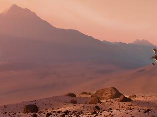Φωτογραφία για «Εισβολή» στον Άρη: Τρία διαστημόπλοια θα «σαρώσουν» τον «κόκκινο πλανήτη» για μελέτες και εξωγήινη ζωή