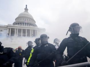 Φωτογραφία για ΗΠΑ: Αστυνομικός ο 5ος νεκρός της εισβολής στο Καπιτώλιο