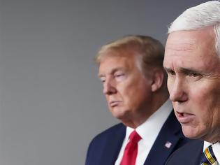 Φωτογραφία για ΗΠΑ: Ο αντιπρόεδρος Μάικ Πενς εναντιώνεται στην επίκληση της 25ης τροπολογίας για να παυθεί ο Τραμπ