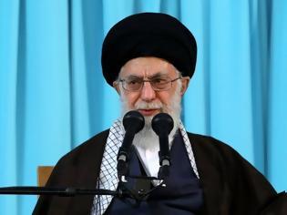 Φωτογραφία για Χαμενεΐ: Η Τεχεράνη «δεν βιάζεται» για την επιστροφή των ΗΠΑ στη συμφωνία για τα πυρηνικά