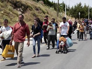 Φωτογραφία για Λιγότεροι 76% παράνομοι μετανάστες το 2020 στην Ελλάδα λόγω πανδημίας - 13% μείωση στην ΕΕ