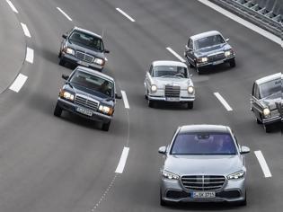 Φωτογραφία για Mercedes-Benz S-Class: Για έξι δεκαετίες το πιο προηγμένο αυτοκίνητο στον κόσμο