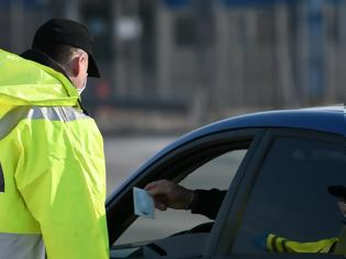Φωτογραφία για Εντατικοί έλεγχοι για τα μέτρα: 1.644 παραβάσεις και επτά συλλήψεις