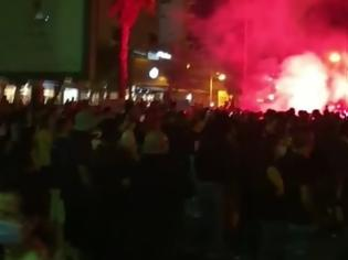 Φωτογραφία για Δανία: Εννέα συλλήψεις και επεισόδια σε διαδηλώσεις κατά των περιοριστικών μέτρων VIDEO