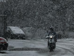 Φωτογραφία για Ο ισπανικός παγετός στην Ελλάδα - Αλλάζει ο καιρός, με πτώση θερμοκρασίας, χιόνια και βροχές