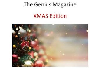Φωτογραφία για The Genius Magazine - Christmas Edition