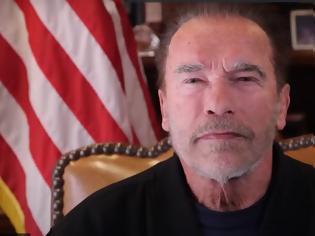 Φωτογραφία για Άρνολντ Σβαρτζενέγκερ εναντίον Τράμπ - Η απάντηση του για την επίθεση στο Καπιτώλιο (Video)