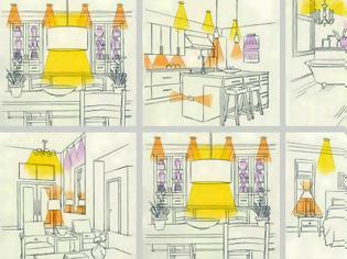 Φωτογραφία για Ποιο είναι το κατάλληλο φωτιστικό για κάθε χώρο του σπιτιού