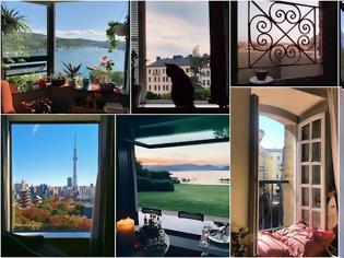 Φωτογραφία για WindowSwap : Ανοίξτε παράθυρο σε ολόκληρο τον κόσμο