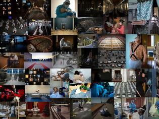 Φωτογραφία για Η πανδημία του 2020 σε εικόνες