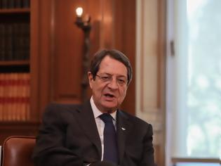Φωτογραφία για Κυπριακό: Συνάντηση Αναστασιάδη - Λουτ – Ραντεβού και με τον Τατάρ για την απεσταλμένη του ΟΗΕ