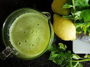 Φωτογραφία για Χυμός σέλινου – 30 tips για τη σωστή διαχείρισή του