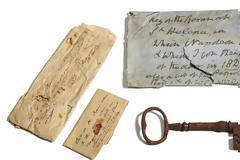 Ναπολέων: Στο σφυρί το κλειδί του δωματίου όπου άφησε την τελευταία του πνοή