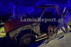 Φθιώτιδα: Οδηγούσε μεθυσμένος ανάποδα στην εθνική οδό και σκόρπισε τον πανικό – Φωτος