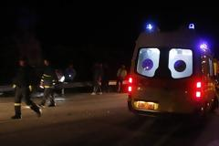 Φονικό τροχαίο στην Εκάλη,παραβίασε «stop» και σκότωσε 25χρονο