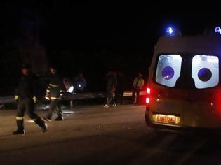 Φωτογραφία για Φονικό τροχαίο στην Εκάλη,παραβίασε «stop» και σκότωσε 25χρονο