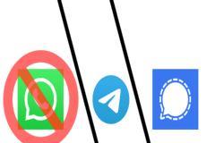 Δείτε τις καλύτερες εναλλακτικές εφαρμογές για το WhatsApp που θα διατηρήση το απόρρητό σας και θα το κρατήσει ασφαλές