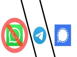 Φωτογραφία για Δείτε τις καλύτερες εναλλακτικές εφαρμογές για το WhatsApp που θα διατηρήση το απόρρητό σας και θα το κρατήσει ασφαλές
