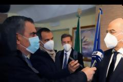 Δένδιας από τη Ρώμη: Θέλαμε ισχυρότερη ιταλική στήριξη στο θέμα των κυρώσεων