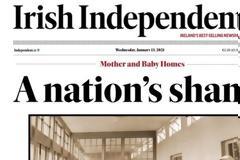 Ιρλανδία - «Εθνική ντροπή»: Σοκάρει η αποκάλυψη για τον θάνατο 9.000 παιδιών ανύπαντρων γυναικών από το 1922 ως το 1998