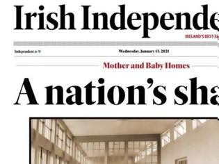Φωτογραφία για Ιρλανδία - «Εθνική ντροπή»: Σοκάρει η αποκάλυψη για τον θάνατο 9.000 παιδιών ανύπαντρων γυναικών από το 1922 ως το 1998