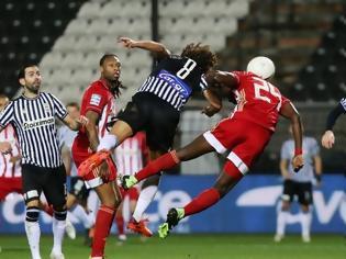 Φωτογραφία για Άτυχος ο ΠΑΟΚ, σε άλλο γήπεδο ο Ολυμπιακός