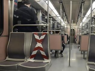 Φωτογραφία για Μετρό: Άγριος ξυλοδαρμός εργαζομένου από αρνητές μάσκας