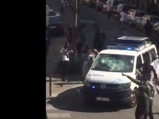 Φωτογραφία για Βρυξέλλες: «Πεδίο μάχης» οι δρόμοι μετά τον θάνατο 23χρονου μαύρου κατά τη σύλληψή του