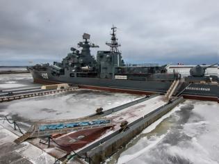 Φωτογραφία για Ρώσος Ναυτικός Διοικητής έκλεψε δύο χάλκινα έλικες 13 τόνων από το δικό του Destroyer!