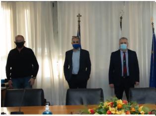 Φωτογραφία για Συγκροτήθηκε σε σώμα το νέο  Διοικητικό Συμβούλιο του Οργανισμού Σιδηροδρόμων Ελλάδος (ΟΣΕ).