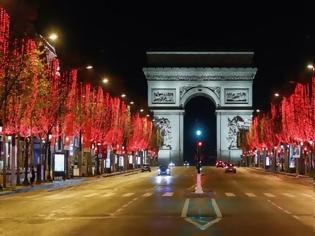 Φωτογραφία για Γαλλία:Απαγόρευση κυκλοφορίας από τις 18:00 σε όλη τη χώρα