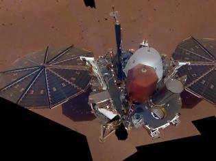 Φωτογραφία για NASA: «Νεκρό» το τρυπάνι του InSight στον Άρη