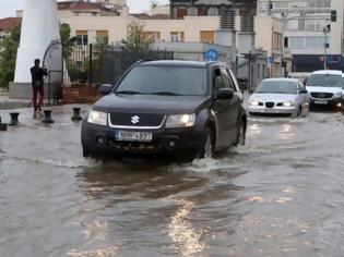 Φωτογραφία για Ροδόπη: Άνθρωποι εγκατέλειψαν τις οικίες τους - Χάθηκαν περιουσίες στις πλημμύρες