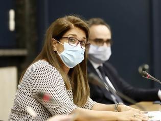 Φωτογραφία για Παπαευαγγέλου: Δύσκολο να συμπιεστεί η πανδημία λόγω καιρού