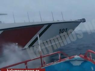 Φωτογραφία για Ίμια: Επικίνδυνα παιχνίδια από τουρκική ακταιωρό - Δείτε βίντεο