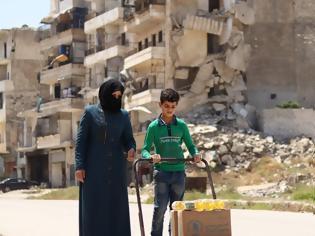 Φωτογραφία για Τουρκία: Απελαύνονται Σύροι πρόσφυγες στο Ιντλίμπ
