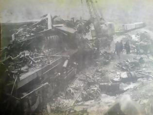 Φωτογραφία για Σαν σήμερα: Το πολύνεκρο σιδηροδρομικό δυστύχημα στο Δοξαρά.