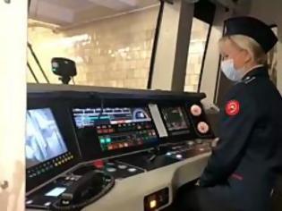 Φωτογραφία για Ρωσία: Γυναίκες οδηγοί στο μετρό - Πλέον δεν θεωρείται επικίνδυνο επάγγελμα.