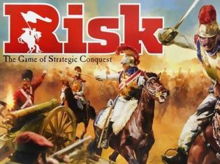 Φωτογραφία για Risk: Νέα τηλεοπτική σειρά που θα βασίζεται στο δημοφιλές επιτραπέζιο