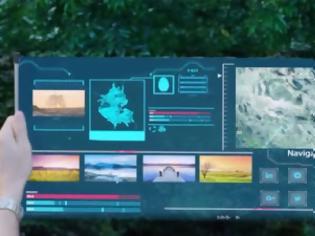 Φωτογραφία για Η TCL έχει 17 ιντσών επεκτεινόμενη οθόνη στη CES 2021 όπως στην σειρά The Expanse...
