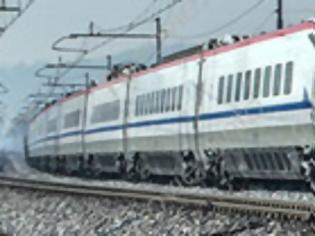 Φωτογραφία για Έφτασε χθες στη Θεσσαλονίκη το πρώτο από τα πέντε τρένα της σειράς ETR 470.