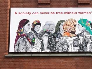 Φωτογραφία για Άγκυρα τα βάζει και με το Όσλο: Ζητά να αφαιρεθεί πίνακας υπέρ των γυναικών που είναι σε δημόσιο κτήριο