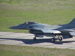 Φωτογραφία για Βίντεο: Αυτό είναι το πρώτο εκσυγχρονισμένο F-16 στην έκδοση Viper