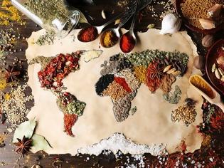 Φωτογραφία για Φαγητά - συνταγές από όλο τον κόσμο