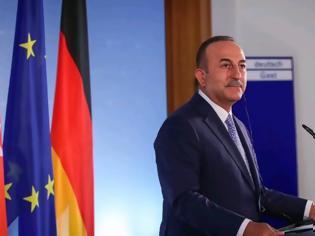 Φωτογραφία για Τσαβούσογλου: Απείλησε την Ελλάδα μπροστά στον υπουργό Εξωτερικών της Γερμανίας