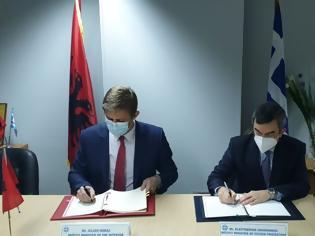 Φωτογραφία για Κακαβιά: Συστήνεται Κέντρο Αστυνομικής και Τελωνειακής Συνεργασίας Ελλάδας – Αλβανίας