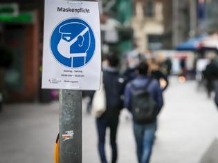 Φωτογραφία για Γερμανία: Το lockdown θα παραταθεί έως τις 14 Φεβρουαρίου
