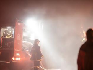 Φωτογραφία για Μεταμόρφωση: Ένας άνδρας νεκρός από πυρκαγιά σε μονοκατοικία